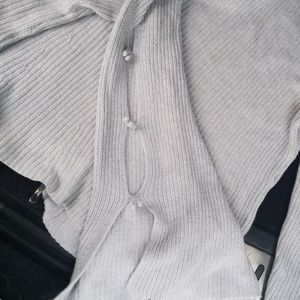 LC Lauren Conrad Sweaters - Womens light grey sweater